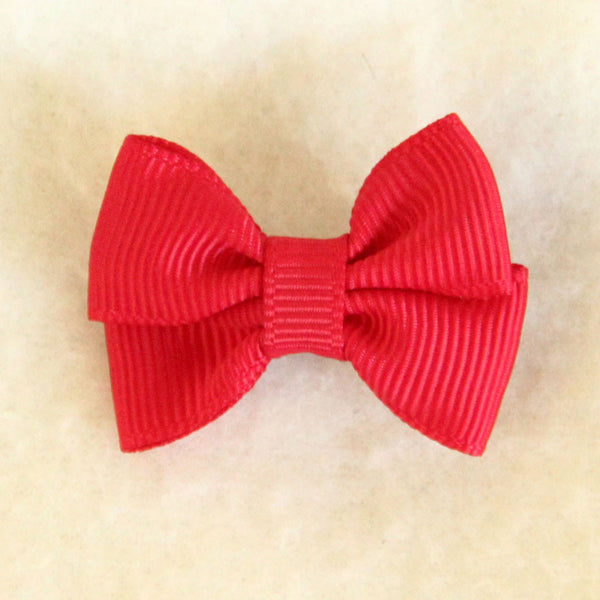 Little Red Hair Bow