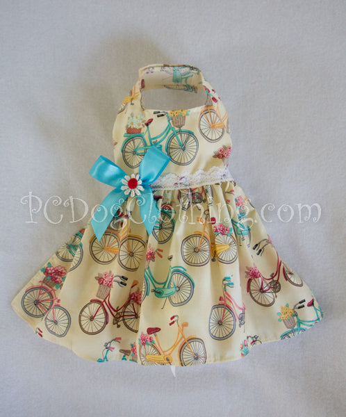 Summer Bike Ride Dress