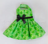 Shamrock Swirls Dress (Clearance)