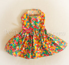 Jelly Bean Easter Dress