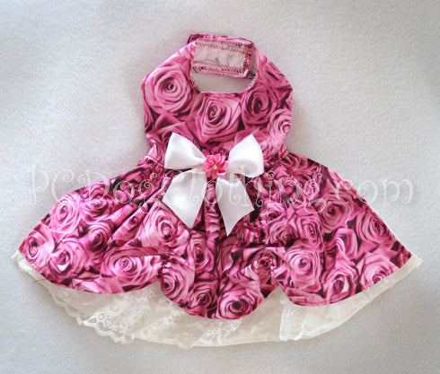 Beautiful Roses Dress
