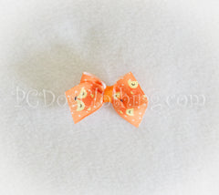 Little Fox Hair Bow