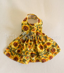 Sunflower and Sage Dress