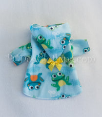 Happy Frogs Bath Robe