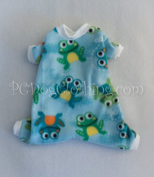 Happy Frog Pajamas