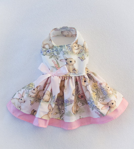 Beautiful Bunnies Dress (Limited sizing available)