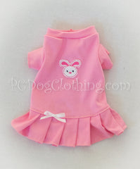 Bubblegum Bunny T-Shirt Dress