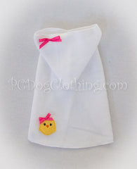 Little Chick Hoodie Dress
