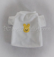 Yellow Marshmallow Bunny T Shirt
