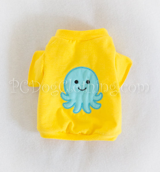 Happy Octopus T Shirt