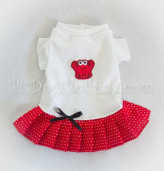 Little Crab T-Shirt Dress
