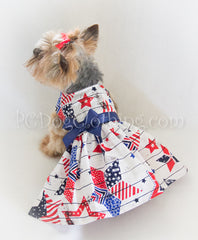 Weathered Stars Patriotic Dress (Clearance)