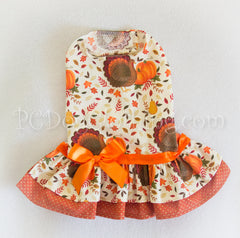 Fall Turkey Dress