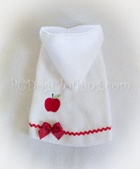 Apple Hoodie Dress