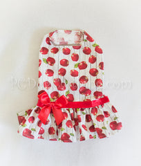 Red Apples Dress