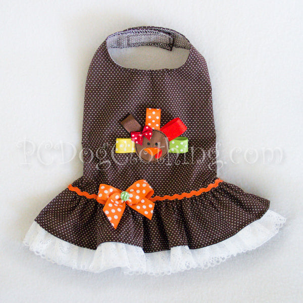 Ribbon Turkey Dress