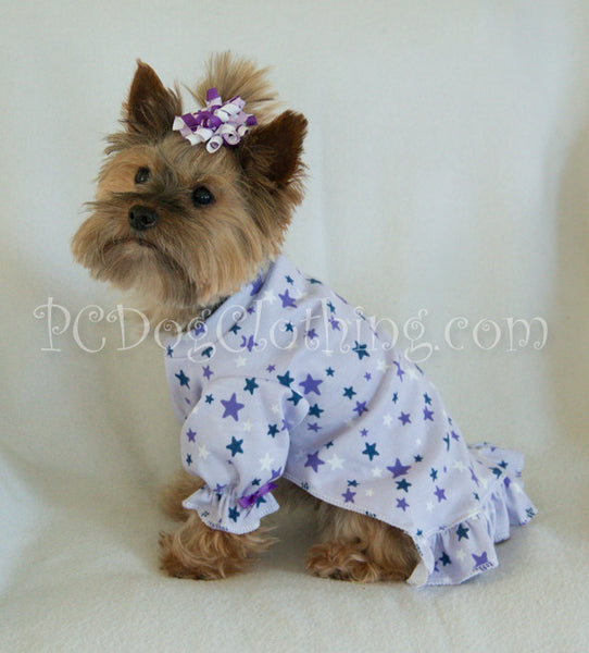 Purple Stars Nightgown