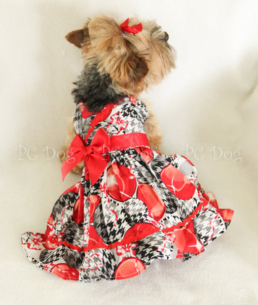 Christmas Ornaments Party Dress