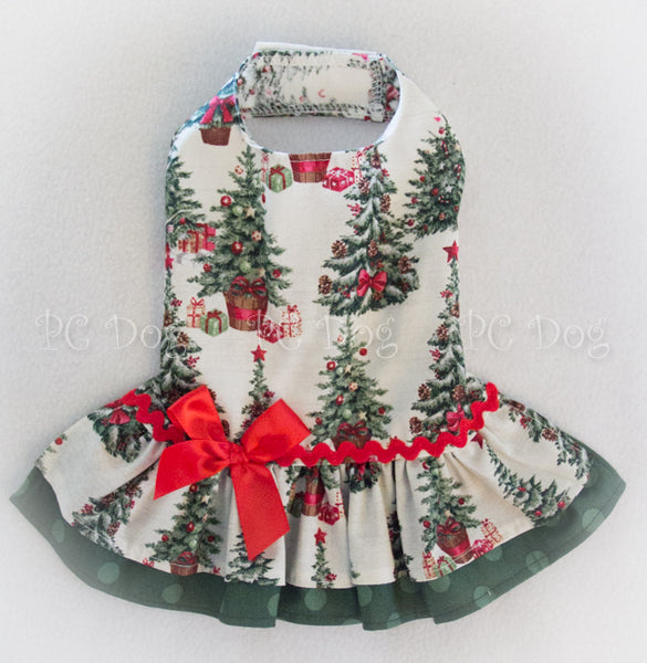 Christmas Trees Dress