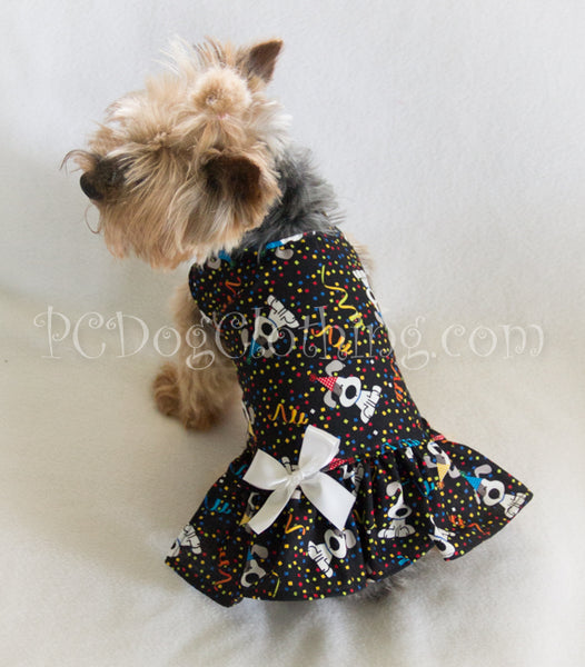 Party Puppies Celebrate Dress