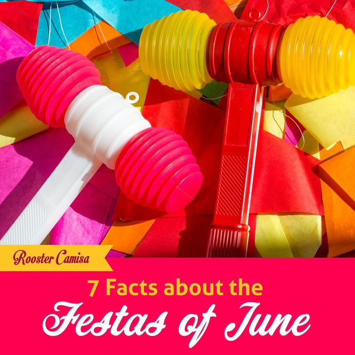 Seven Facts about The Portuguese Festas of June
