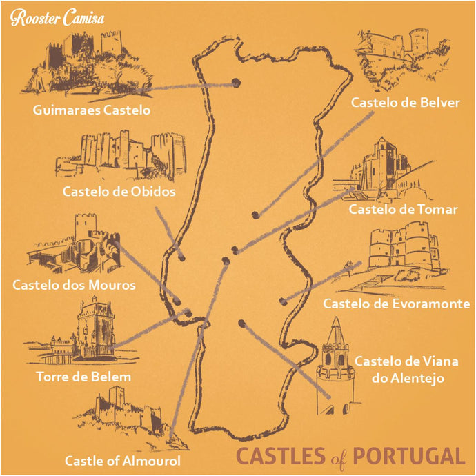 The Castles of Portugal