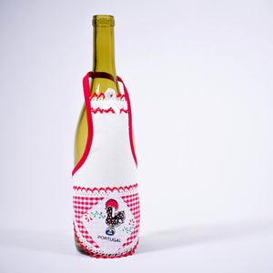 Portugal Bottle Apron