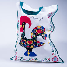 Load image into Gallery viewer, Galo de Barcelos  _ Tote