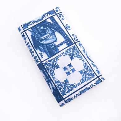 Azul Tiles _ Kitchen Towel