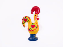 Load image into Gallery viewer, Barcelos Rooster _ Magnet 8cm Yellow