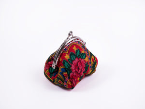 Viana do Castelo Coin Purse  _ Red