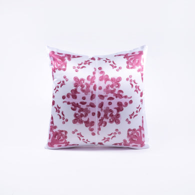 Pillow _ Tinta Pink