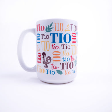 Tio - Uncle Mug