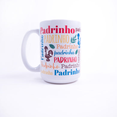 Padrinho - Godfather Mug