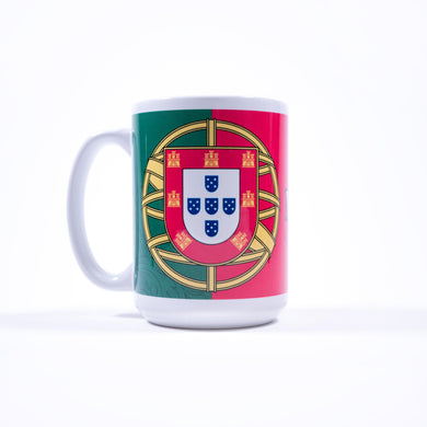 Flag Name Mug _ Portugal