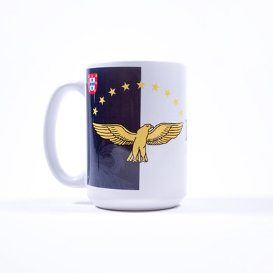 Flag Name Mug _ Açores