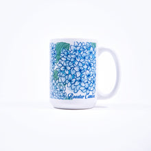 Load image into Gallery viewer, Hydrangea Watercolor Mug