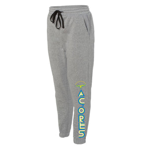 Old School Açores _ NEW FIT Sweat Pant Heather Grey