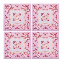 Load image into Gallery viewer, Azulejos _ Nova Casa Pink