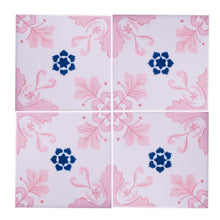 Load image into Gallery viewer, Azulejos _ Delicate Pink