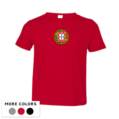Portugal Escudo _ Toddler-Youth Tee