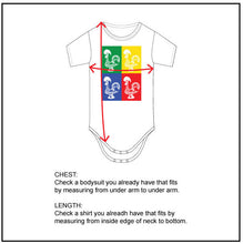 Load image into Gallery viewer, Portugal Escudo _ Baby Bodysuit