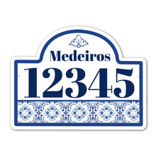 Load image into Gallery viewer, Home Sign Regal _ Invictus Azulejos