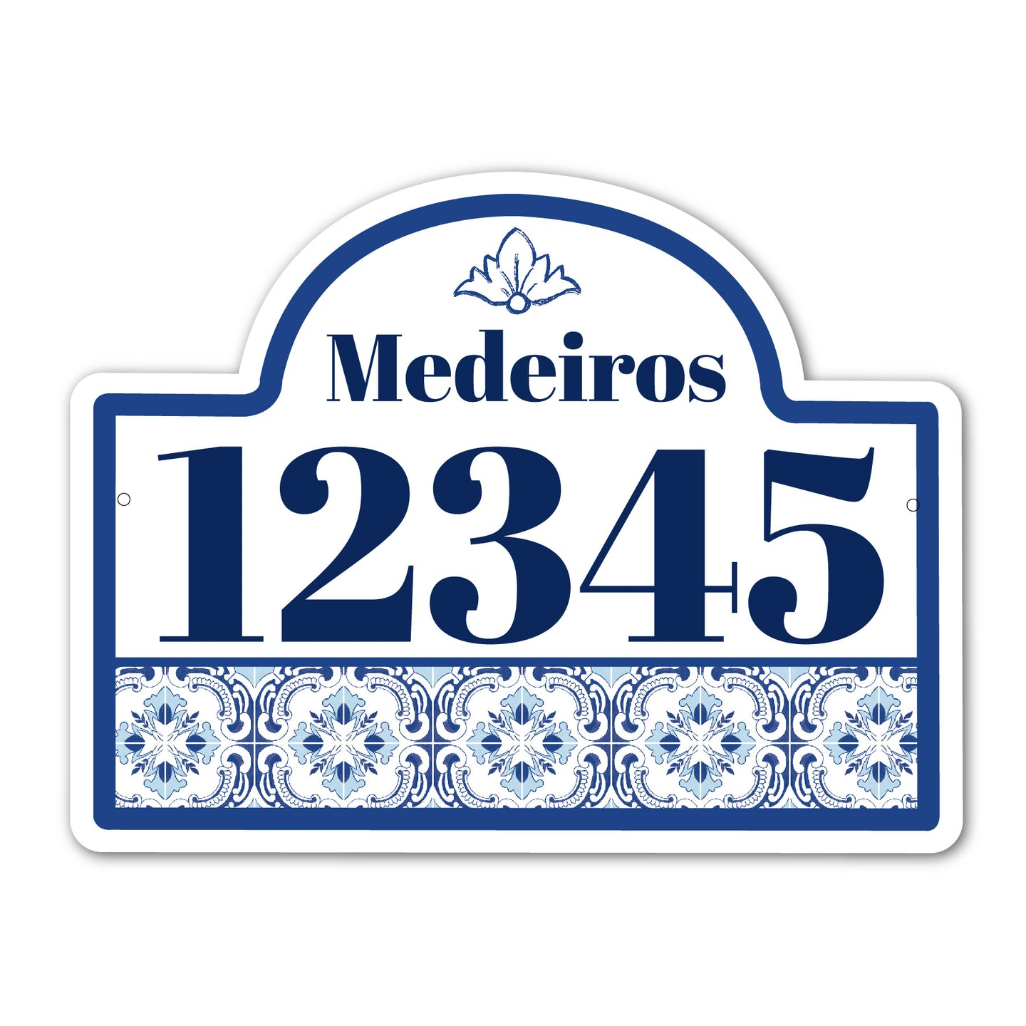 Home Sign Regal _ Invictus Azulejos