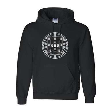 Escudo Large  _ Pullover Hoodie