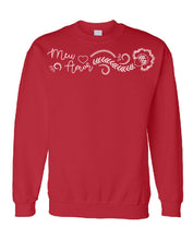 Load image into Gallery viewer, Meu Amor _ Pullover Red