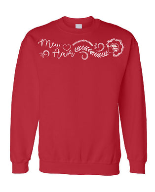 Meu Amor _ Pullover Red