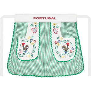 Traditional Rooster _ Waist Apron