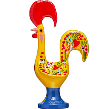 Load image into Gallery viewer, Galo de Barcelos Rooster _ 16cm _ Yellow