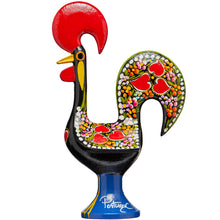 Load image into Gallery viewer, Galo de Barcelos Rooster _ 35cm Metal